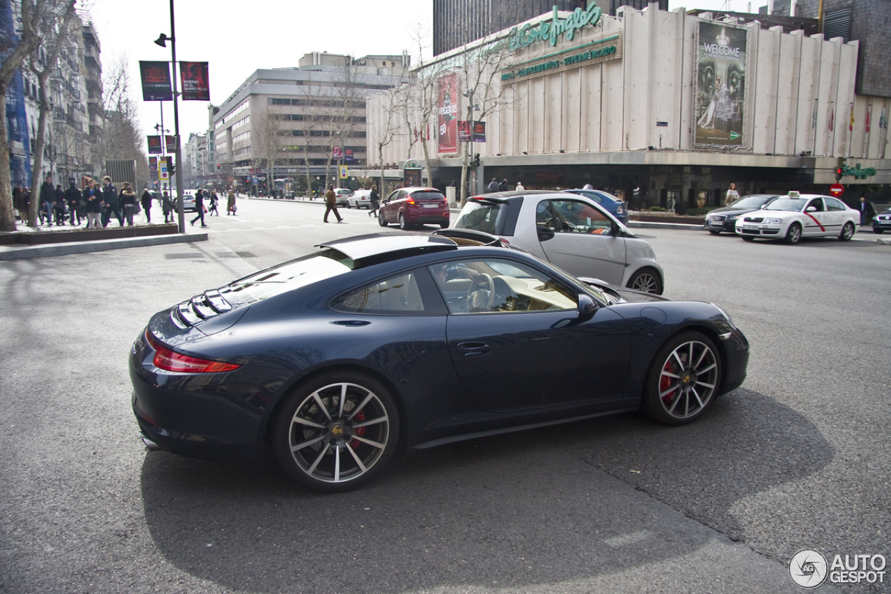 porsche 991 carrera 4s 19 february 2013 autogespot. Black Bedroom Furniture Sets. Home Design Ideas