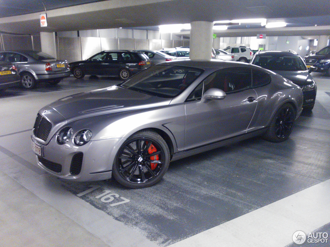 bentley continental supersports coup 20 february 2013 autogespot. Cars Review. Best American Auto & Cars Review
