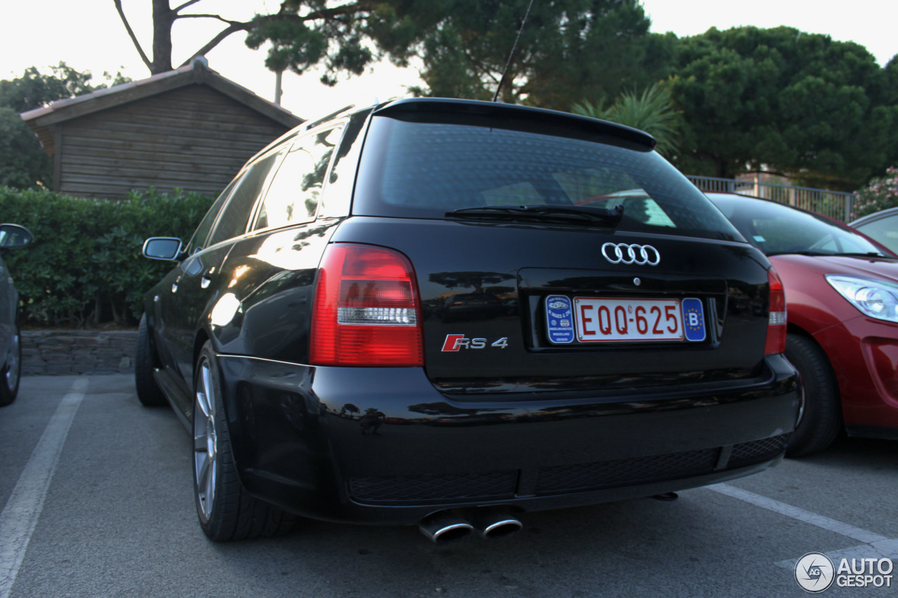 audi rs4 avant b5 22 fvrier 2013 autogespot. Black Bedroom Furniture Sets. Home Design Ideas