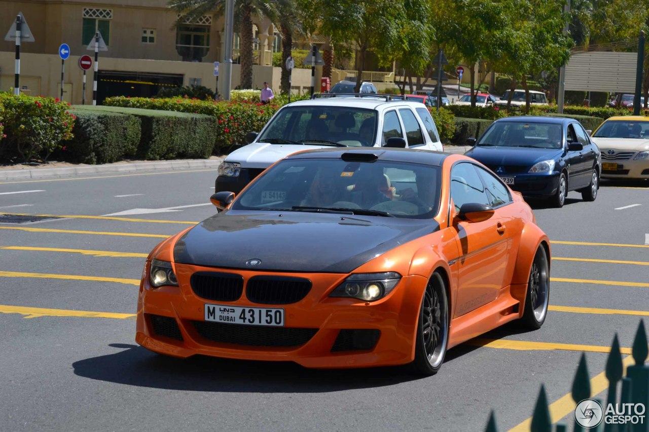 BMW Lumma CLR February Autogespot - 600 bmw
