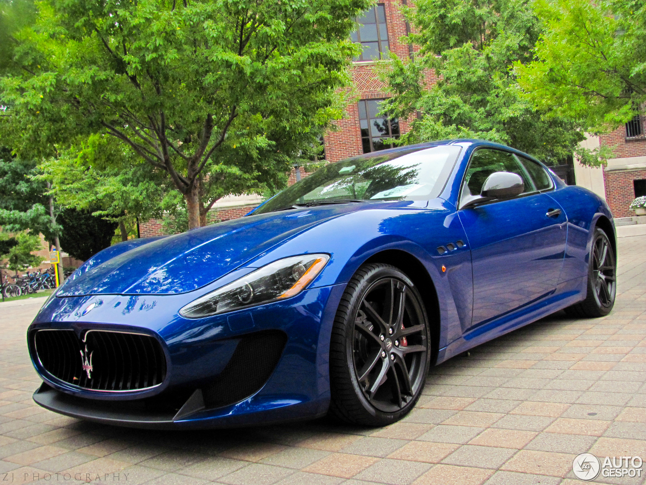 maserati granturismo mc stradale 22 february 2013 autogespot. Black Bedroom Furniture Sets. Home Design Ideas
