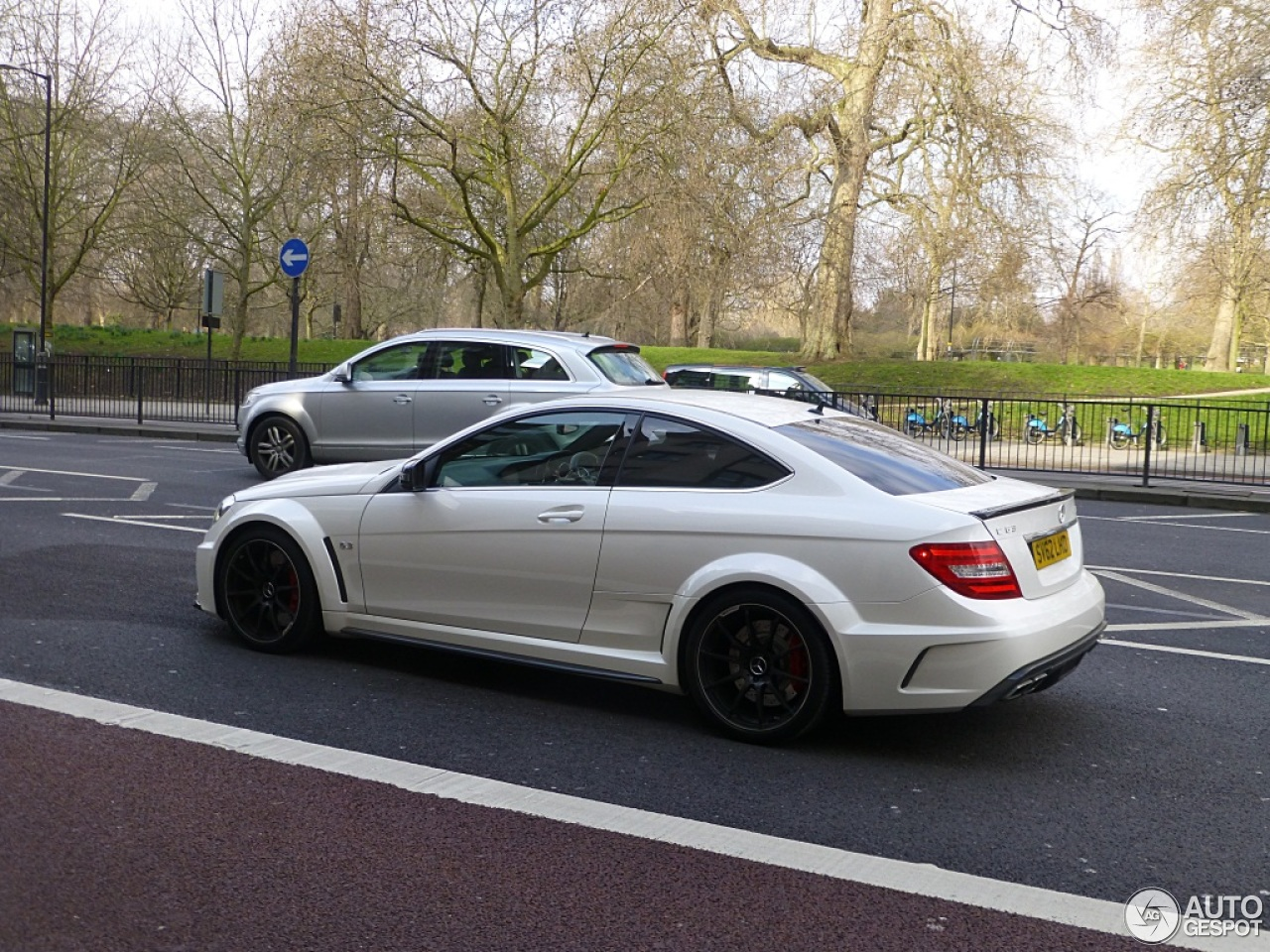 Mercedes benz c 63 amg coup black series 24 february for Mercedes benz c 2013
