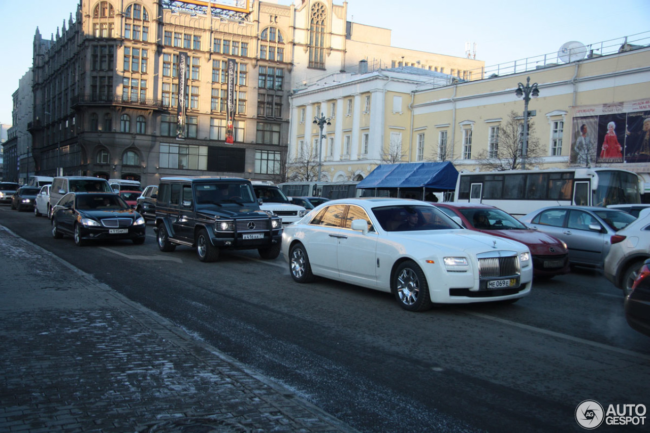 Rolls Royce Ghost 25 February 2013 Autogespot