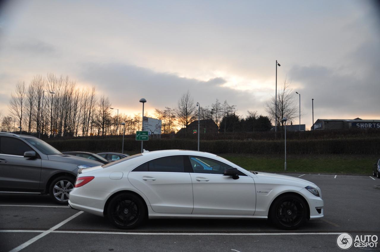 Mercedes Benz Cls 63 Amg C218 26 February 2013 Autogespot