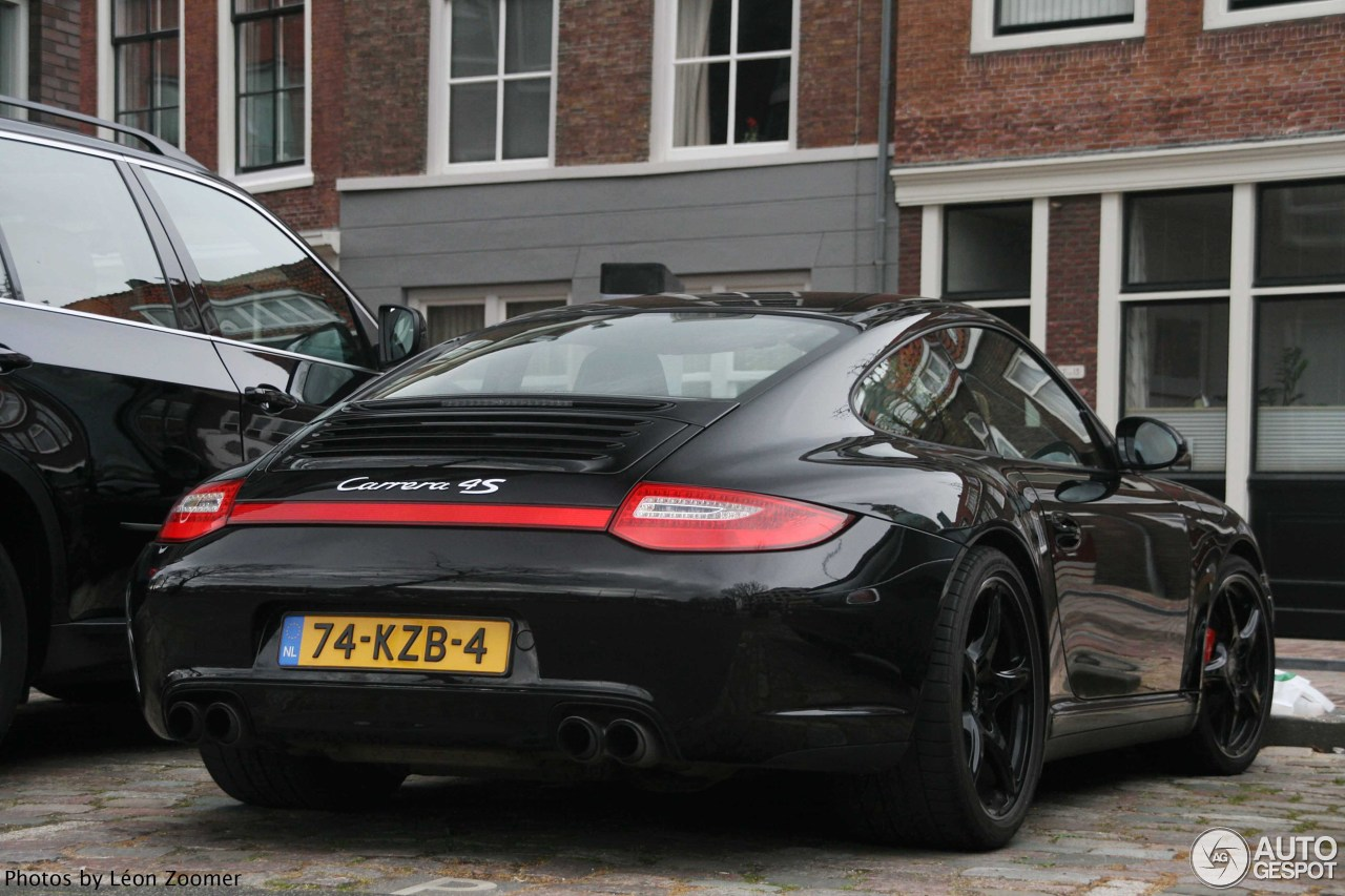 porsche 997 carrera 4s mkii 26 februari 2013 autogespot. Black Bedroom Furniture Sets. Home Design Ideas