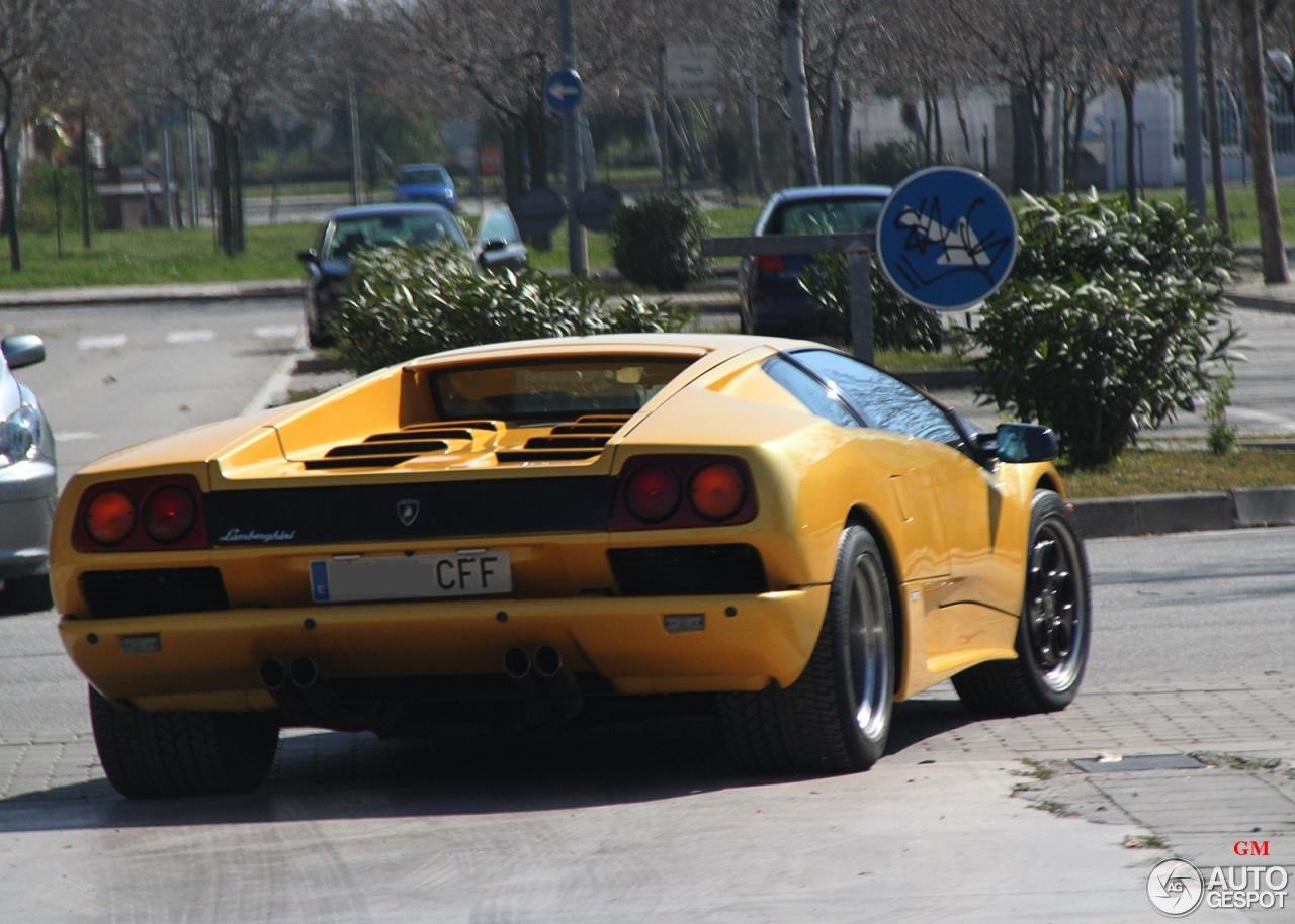 Lamborghini Diablo 5
