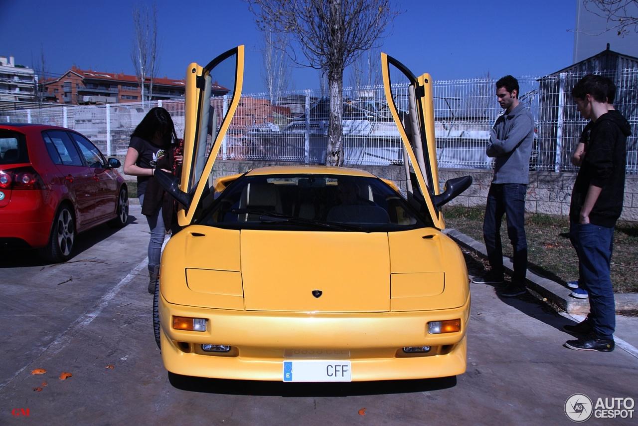 Lamborghini Diablo 7