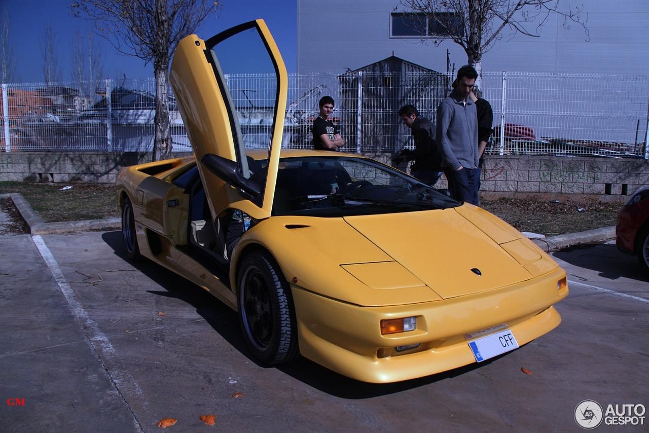 Lamborghini Diablo 8