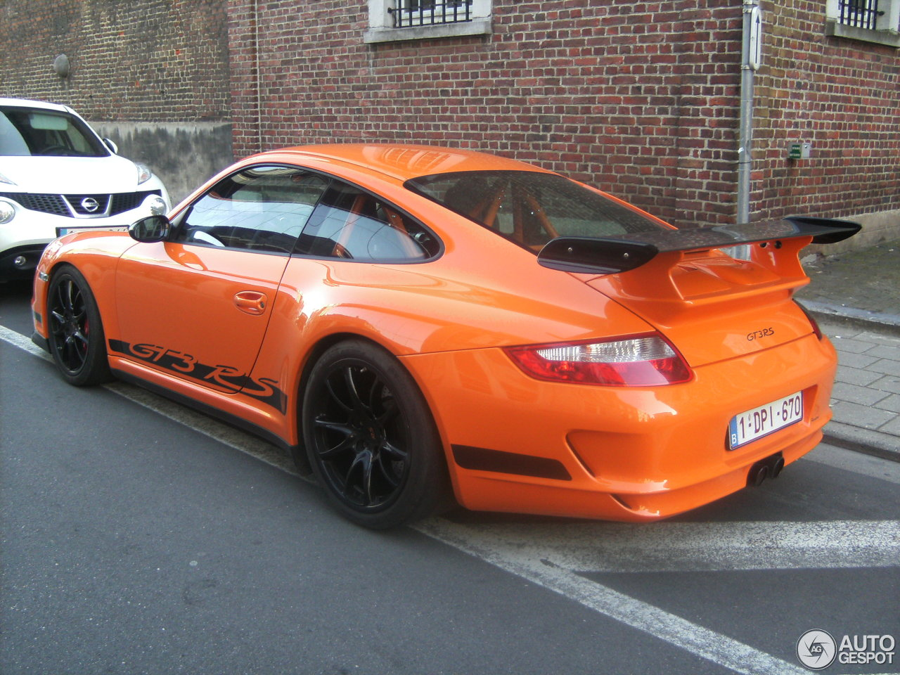 porsche 997 gt3 rs mki 3 march 2013 autogespot. Black Bedroom Furniture Sets. Home Design Ideas