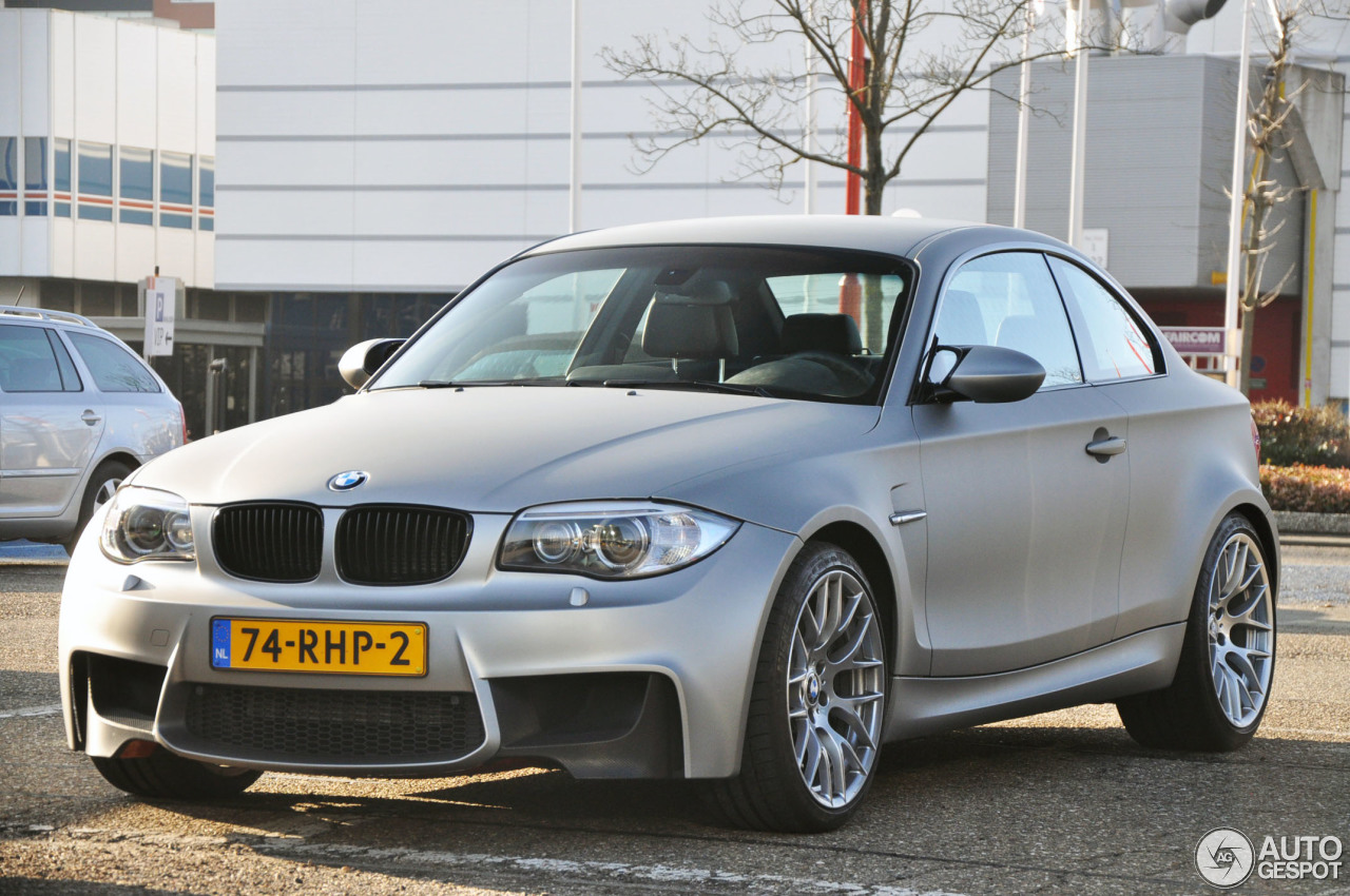bmw 1 series m coup 5 march 2013 autogespot. Cars Review. Best American Auto & Cars Review