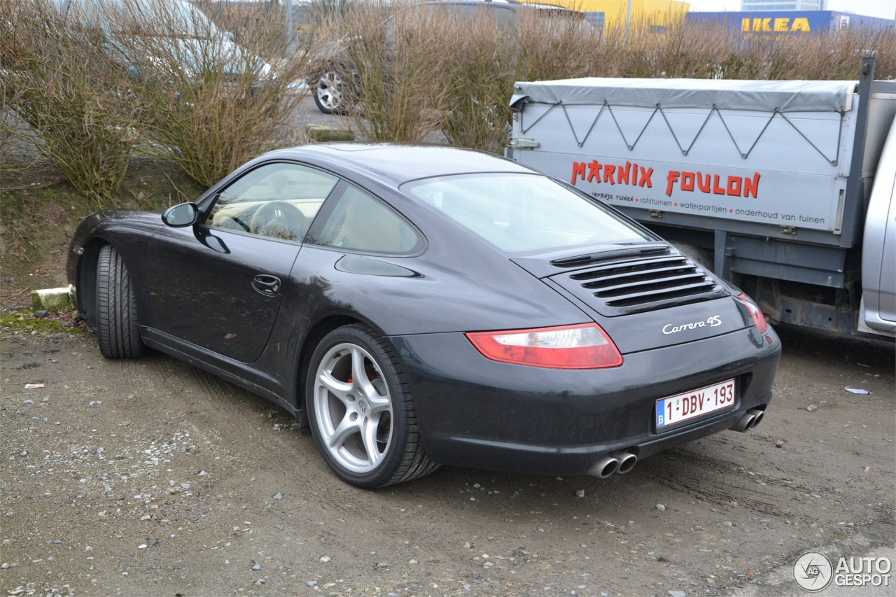 porsche 997 carrera 4s mki 5 march 2013 autogespot. Black Bedroom Furniture Sets. Home Design Ideas