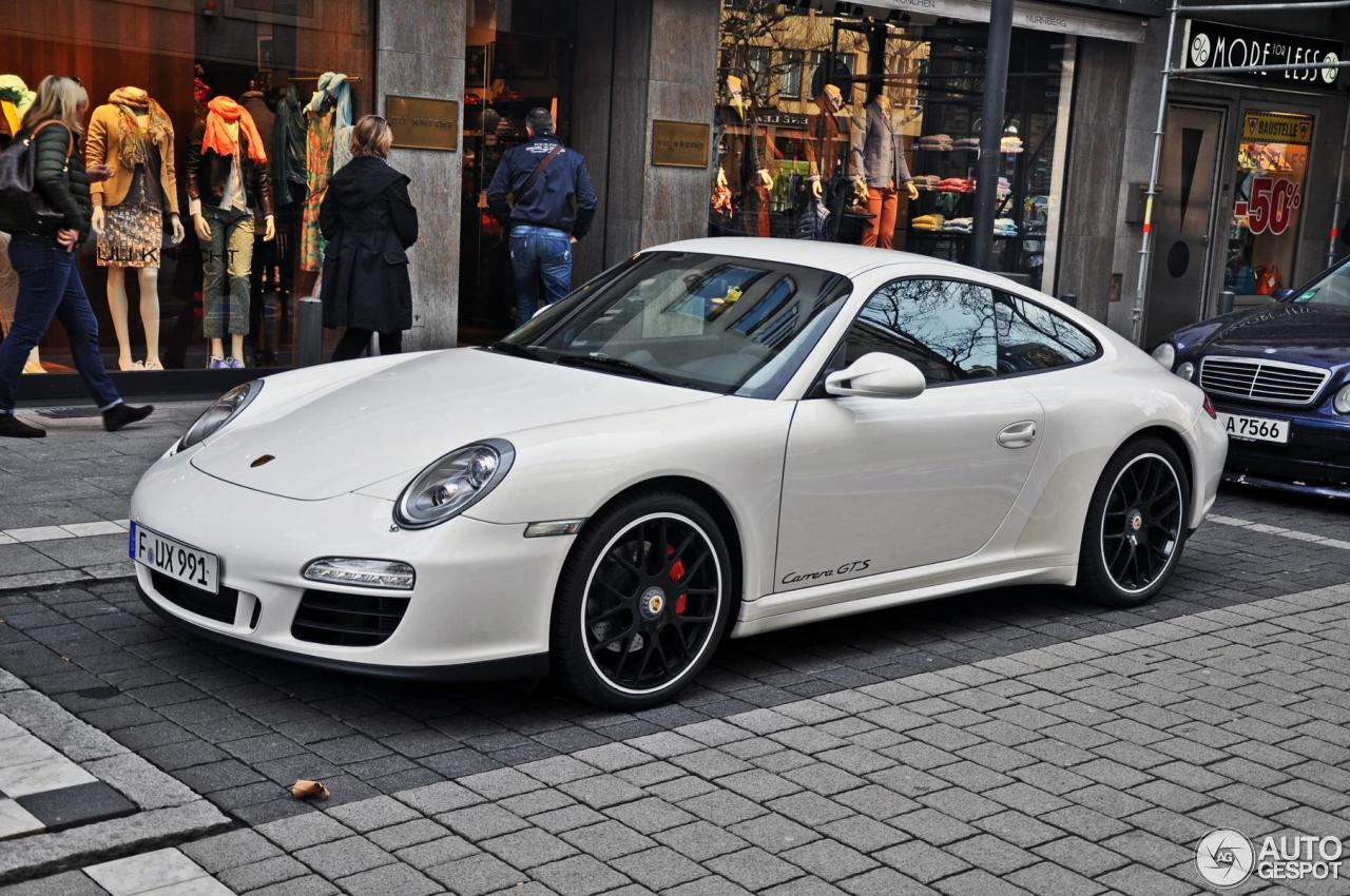 porsche 997 carrera gts 9 mrz 2013 autogespot. Black Bedroom Furniture Sets. Home Design Ideas