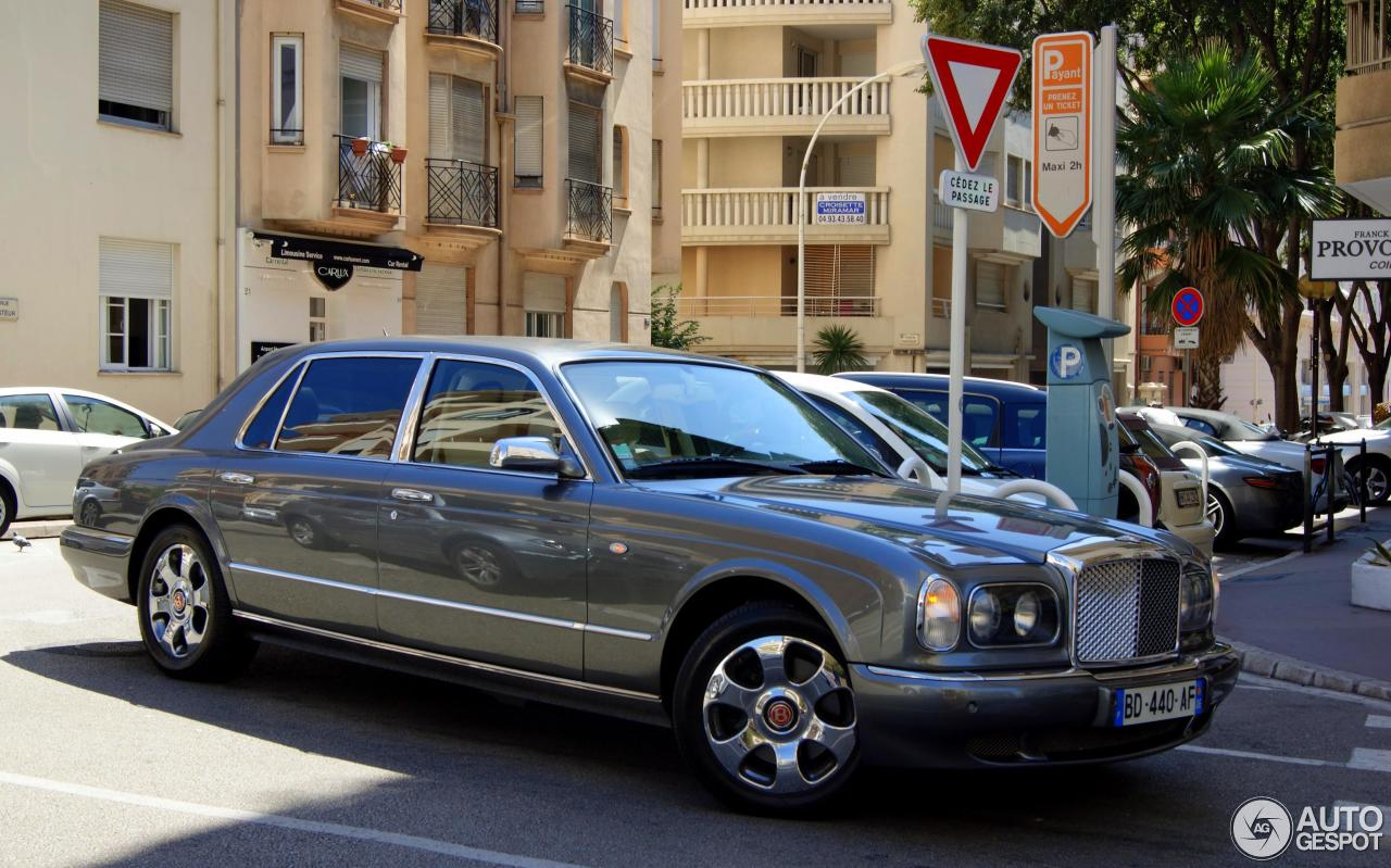 bentley arnage red label lwb 10 march 2013 autogespot. Black Bedroom Furniture Sets. Home Design Ideas