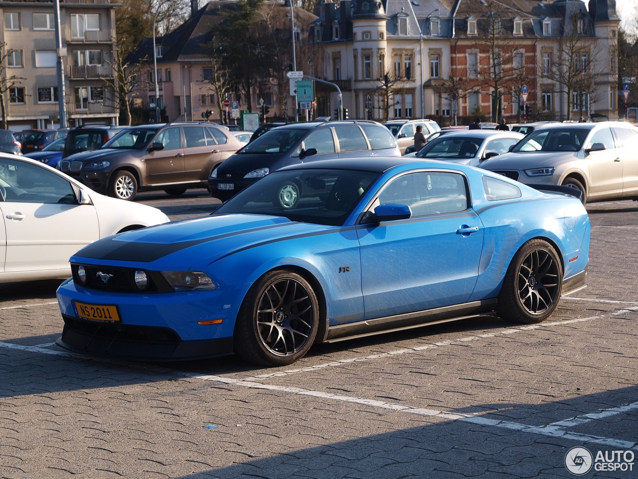 Ford Mustang Rtr 10 March 2013 Autogespot