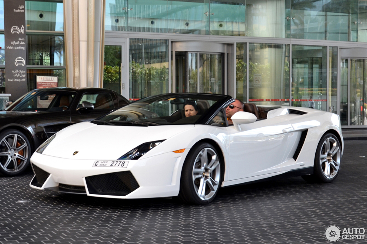 High Quality Lamborghini Gallardo LP550 2 Spyder