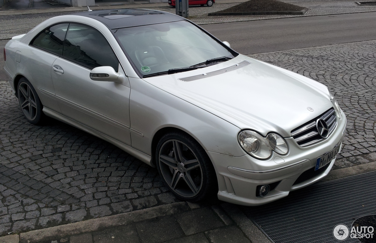 Mercedes benz clk 63 amg 10 mrz 2013 autogespot for Mercedes benz clk 63 amg
