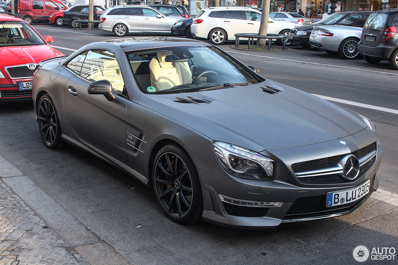 Mercedes Benz Sl 63 Amg R231 10 March 2013 Autogespot