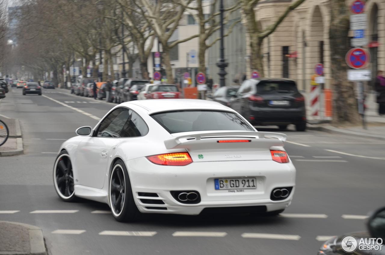 Porsche 997 Turbo Techart Mkii 10 March 2013 Autogespot