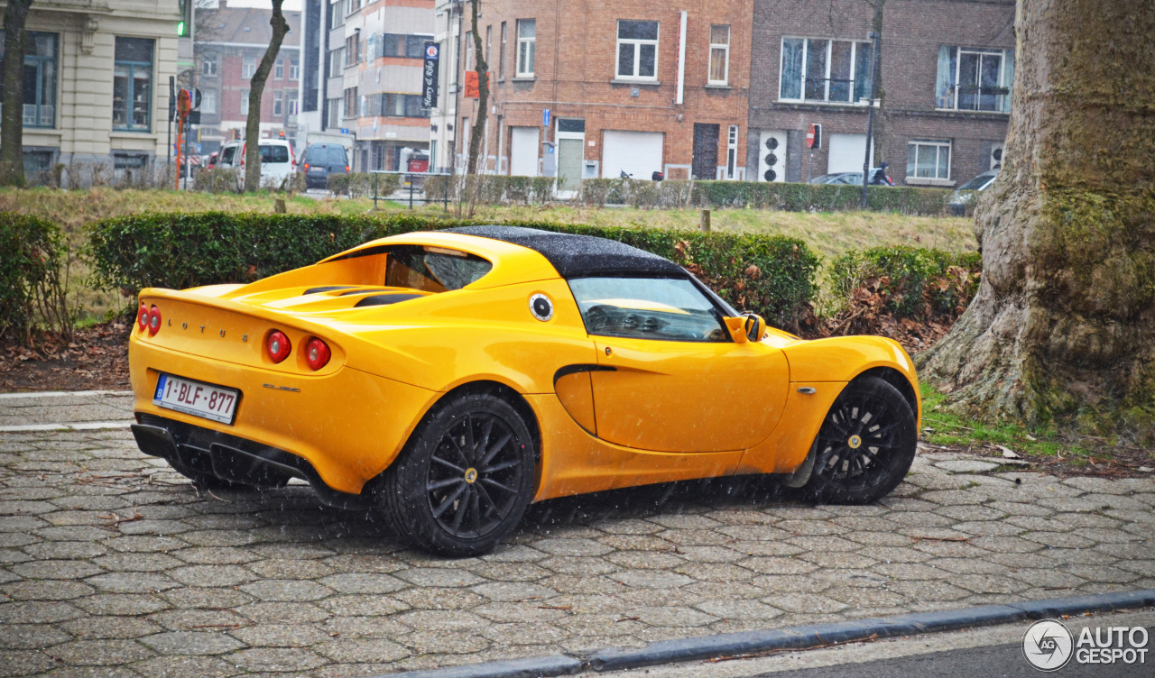 lotus elise s3 11 mars 2013 autogespot. Black Bedroom Furniture Sets. Home Design Ideas