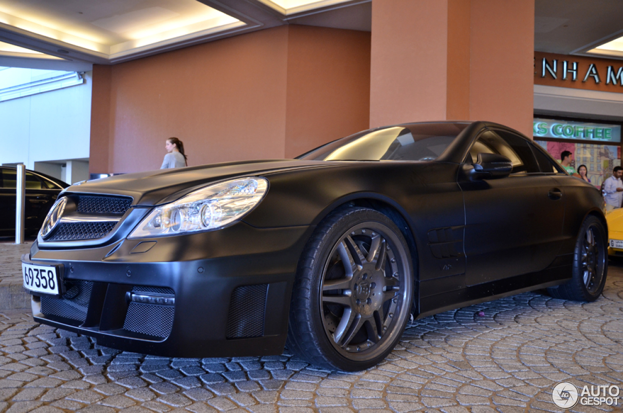 Mercedes benz brabus sl v12 s 12 march 2013 autogespot for Mercedes benz v12 price