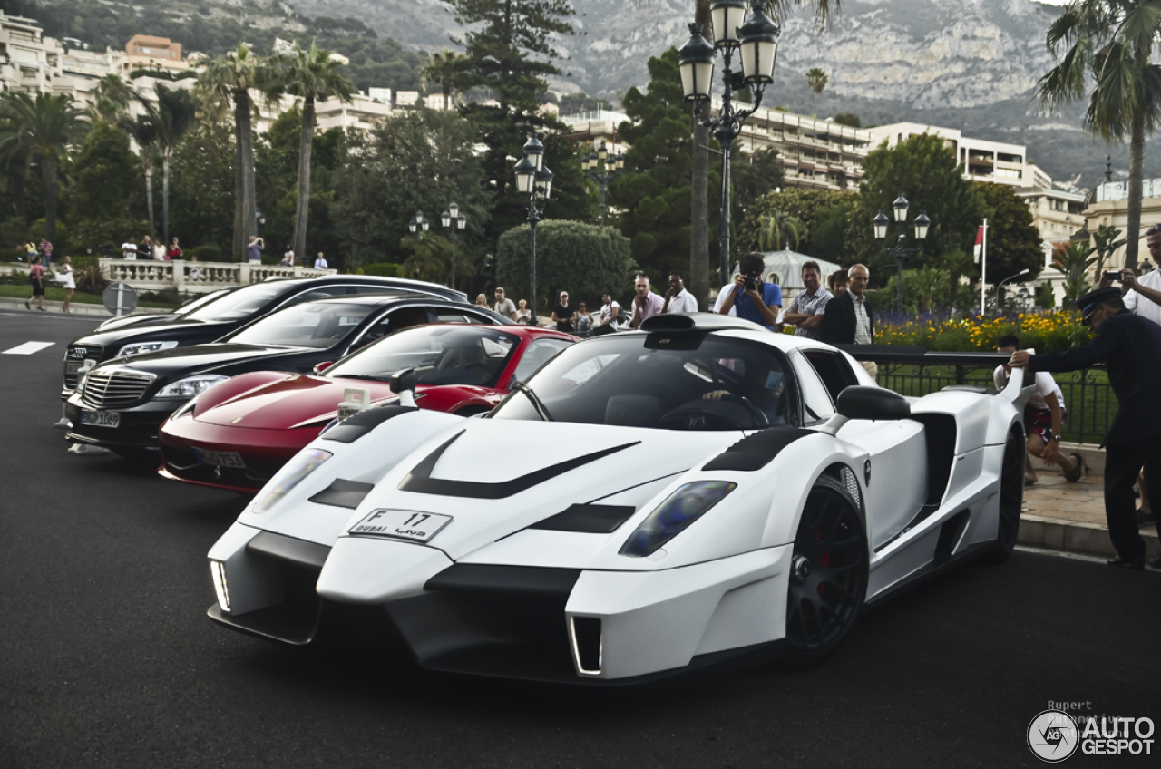 Ferrari Gemballa Mig U1 13 March 2013 Autogespot