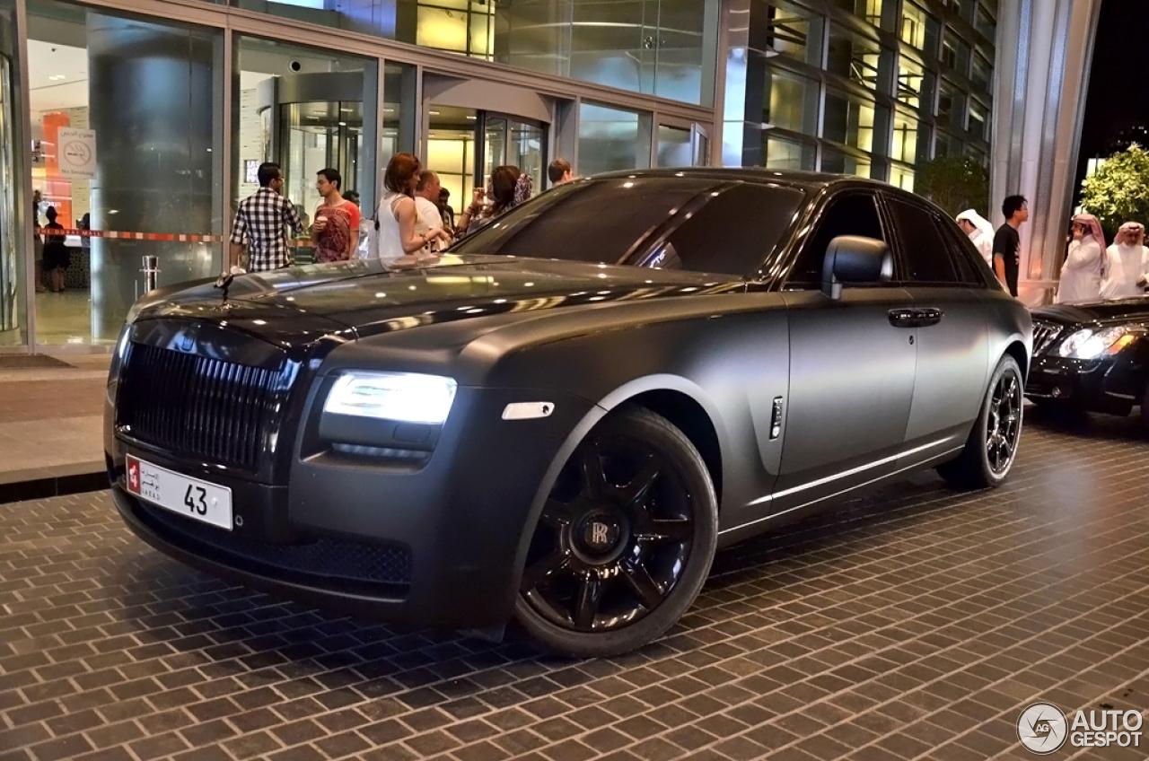 Rolls Royce Ghost 13 March 2013 Autogespot