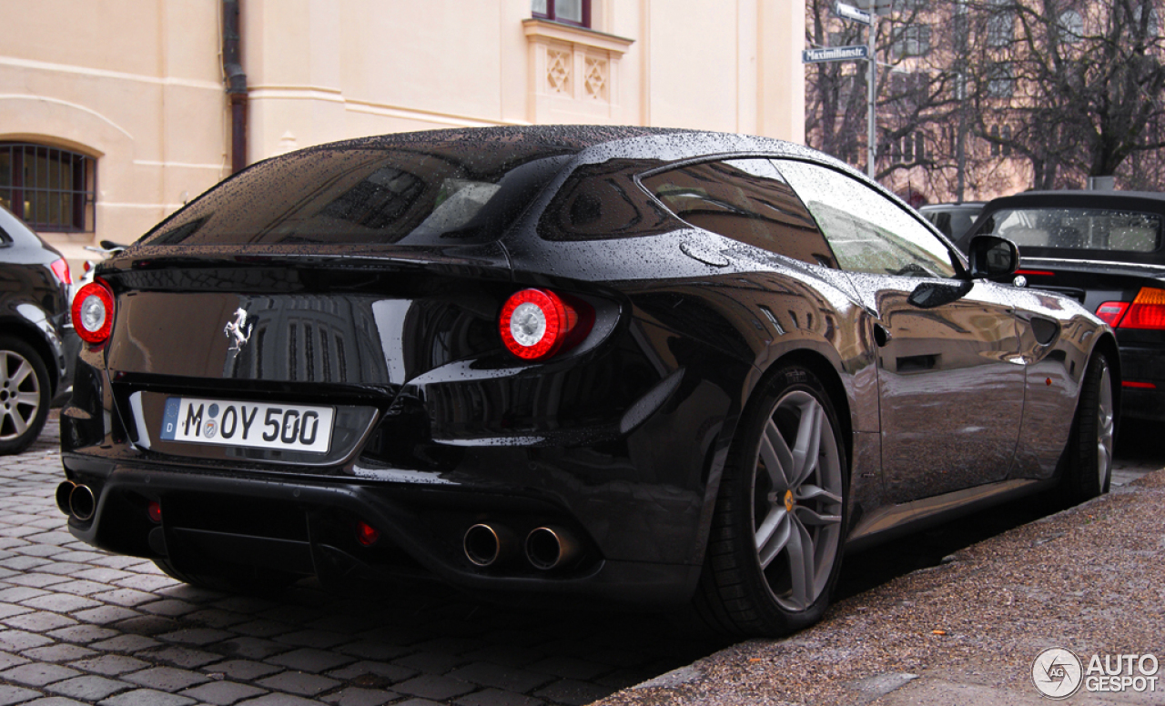 ferrari ff 15 mrz 2013 autogespot. Black Bedroom Furniture Sets. Home Design Ideas