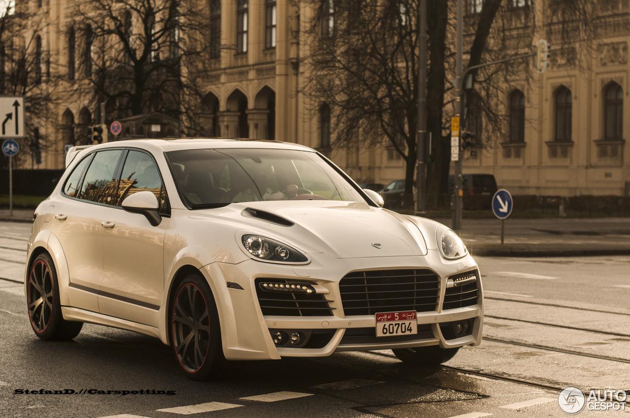 Porsche Cayenne A Vendre >> Porsche Cayenne Techart Magnum 2011 - 18 mars 2013 - Autogespot