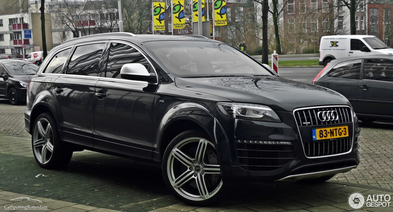 Audi q7 v12 tdi for sale gauteng 2