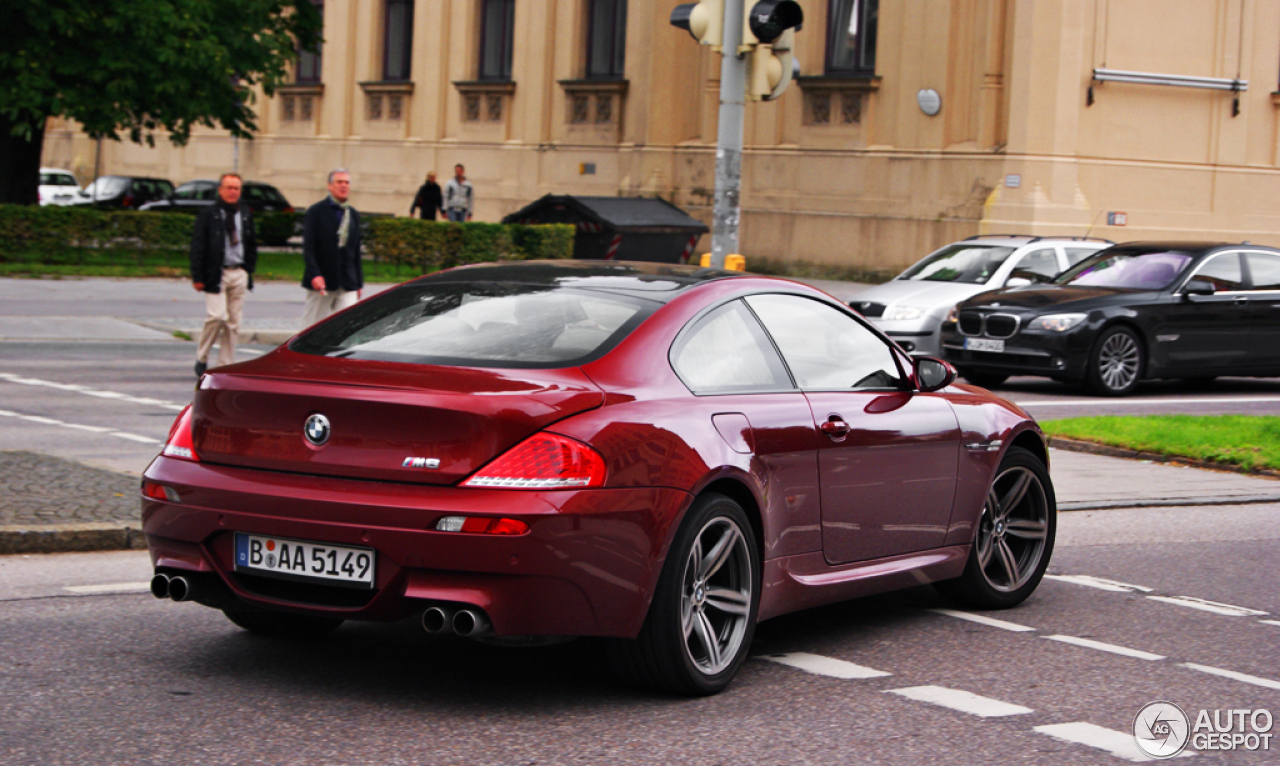 Bmw M6 E63 19 March 2013 Autogespot