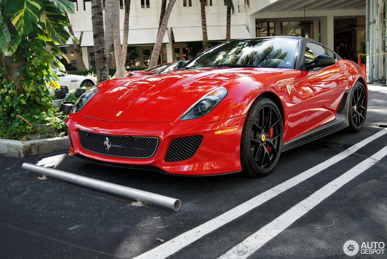 Ferrari 599 GTO for Sale 4