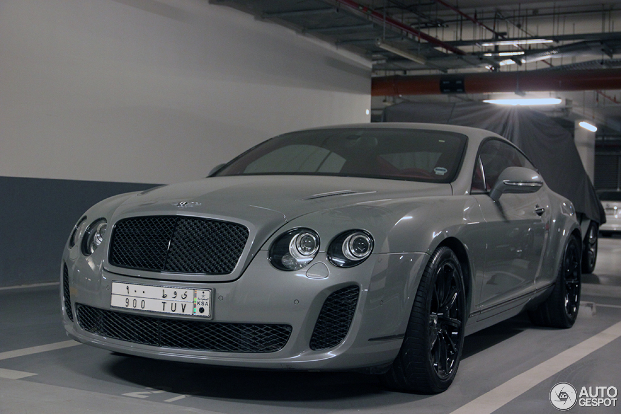 bentley continental supersports coup 20 march 2013 autogespot. Cars Review. Best American Auto & Cars Review