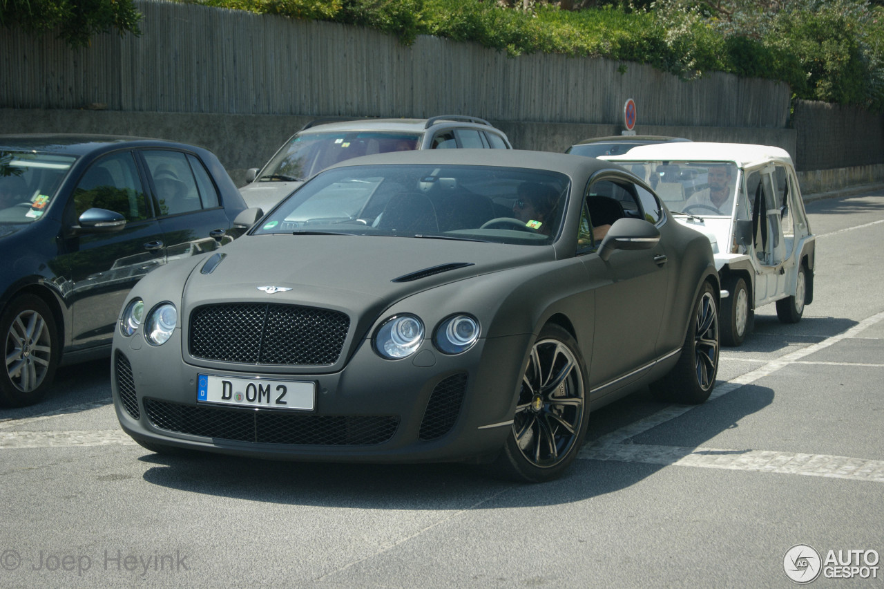 bentley continental supersports coup 22 march 2013 autogespot. Cars Review. Best American Auto & Cars Review