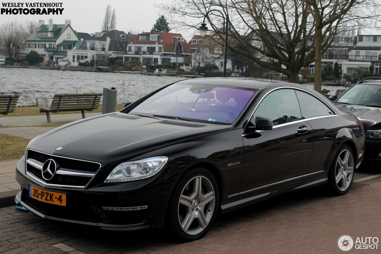 mercedes benz cl 63 amg c216 2011 24 march 2013 autogespot. Black Bedroom Furniture Sets. Home Design Ideas