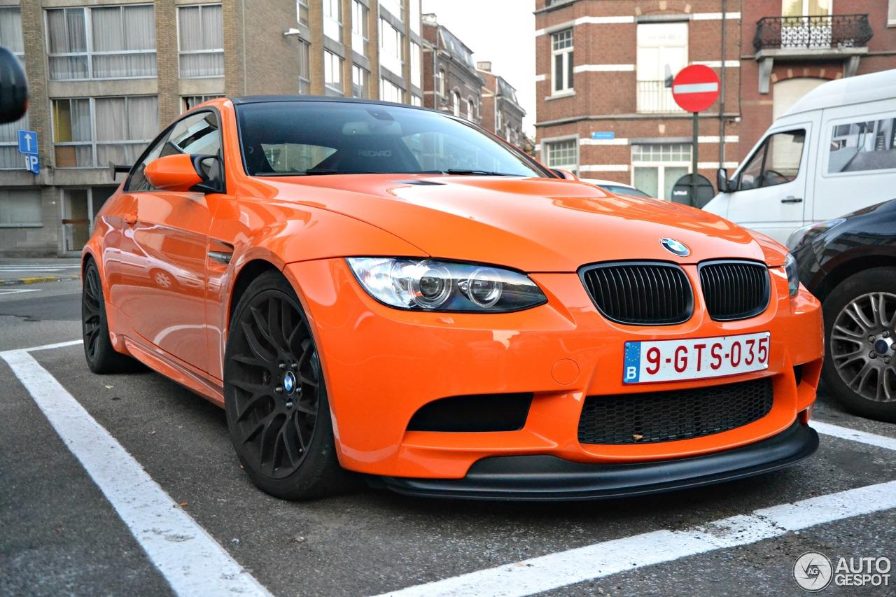 BMW M3 GTS 1