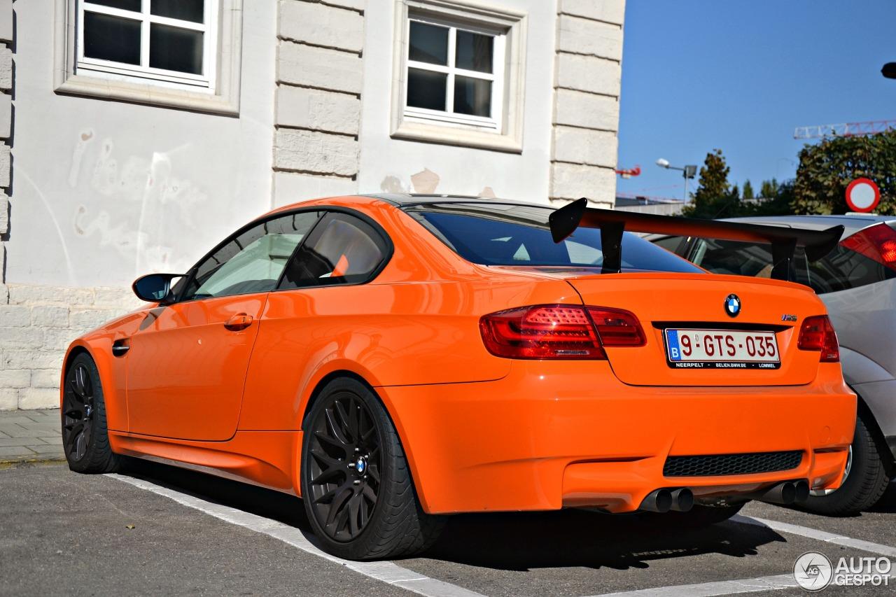 BMW M3 GTS 5