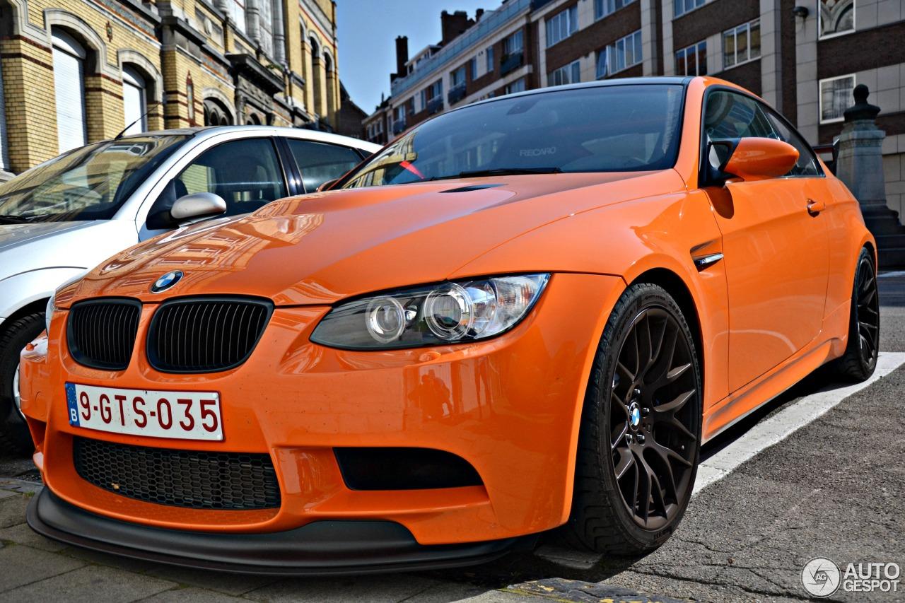 BMW M3 GTS 8