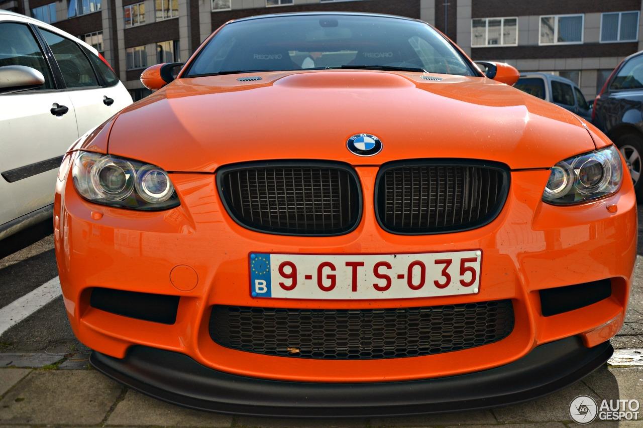 BMW M3 GTS 9