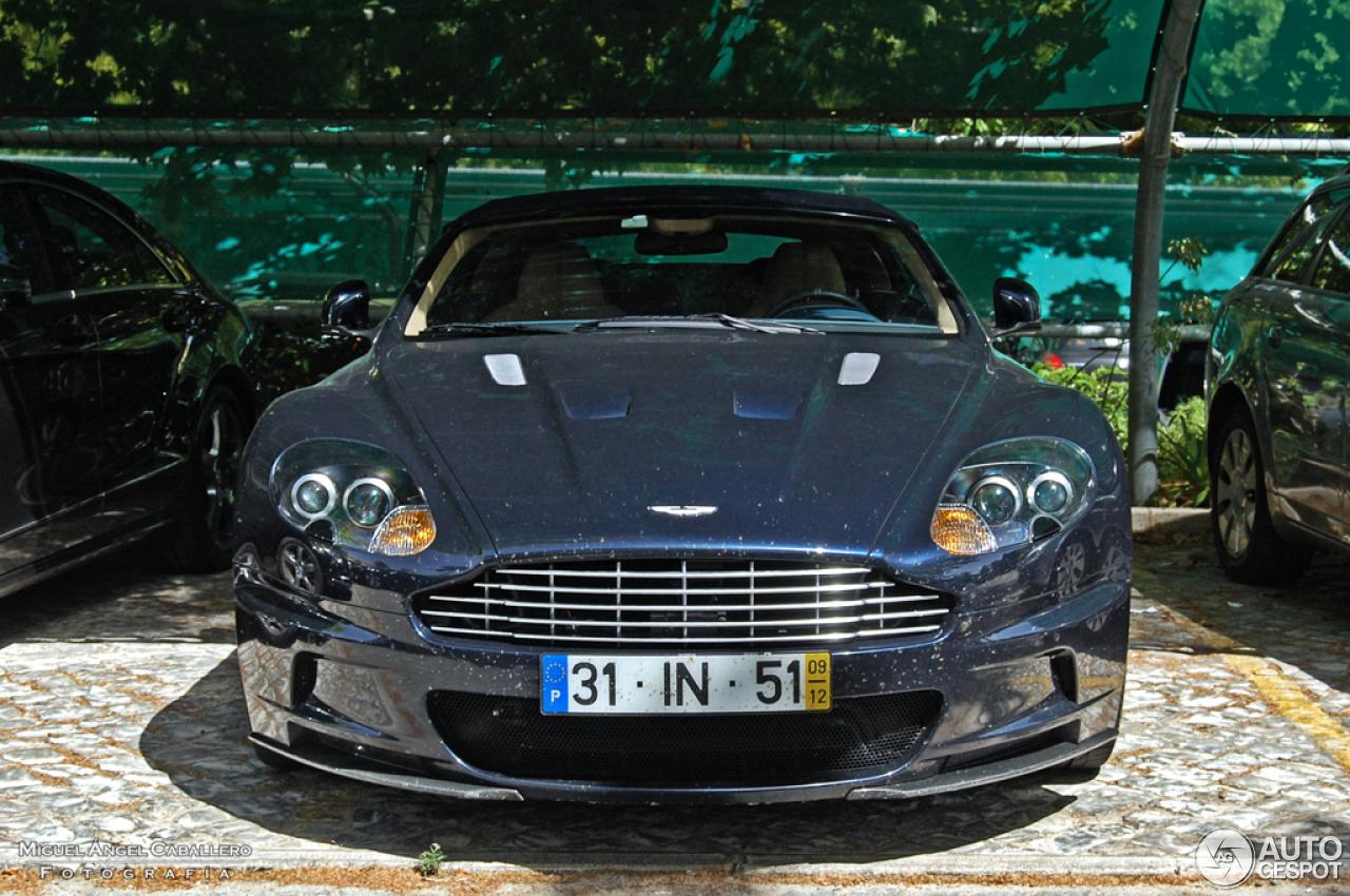 Aston Martin DBS Volante 2