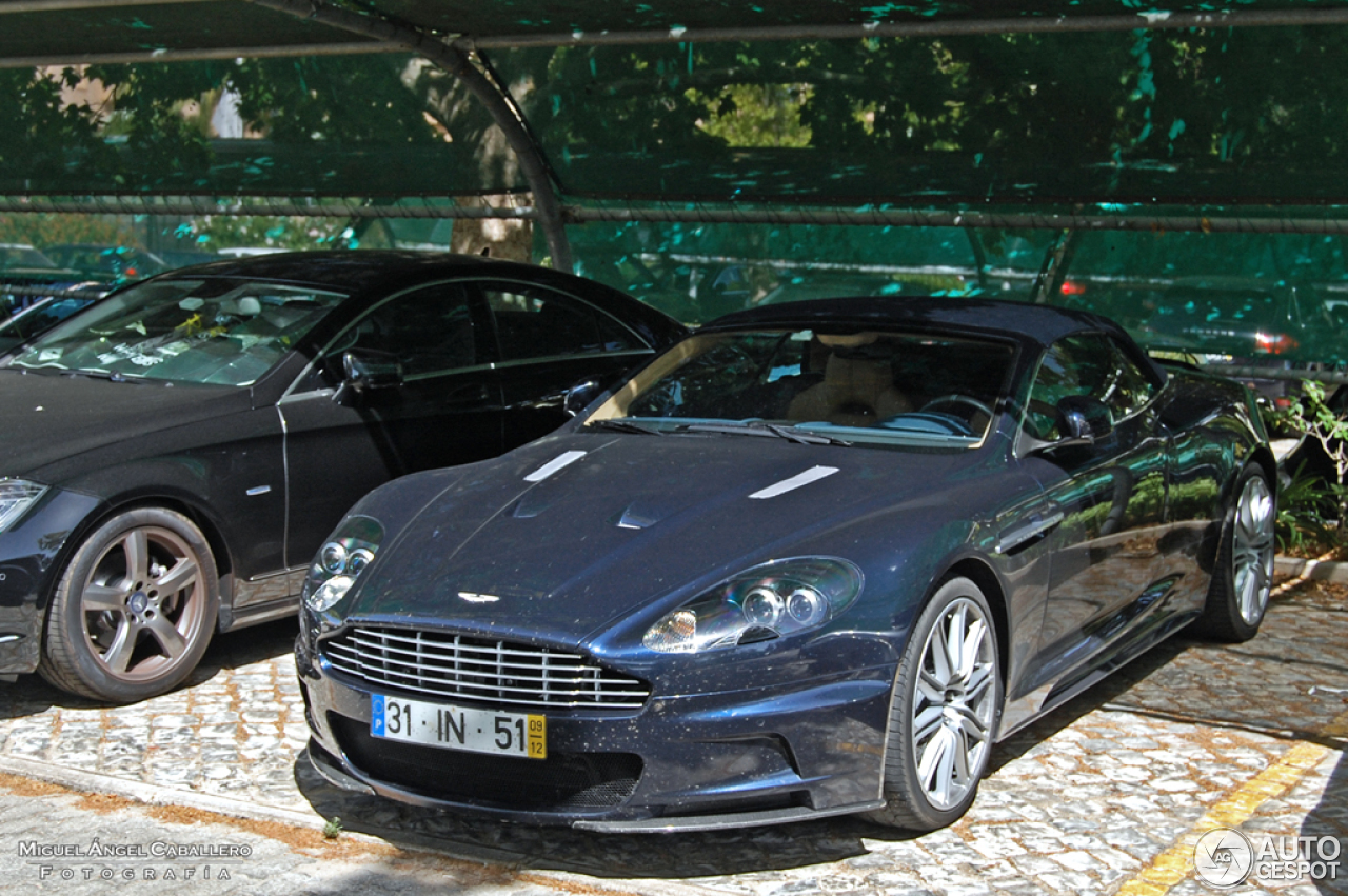 Aston Martin DBS Volante 5