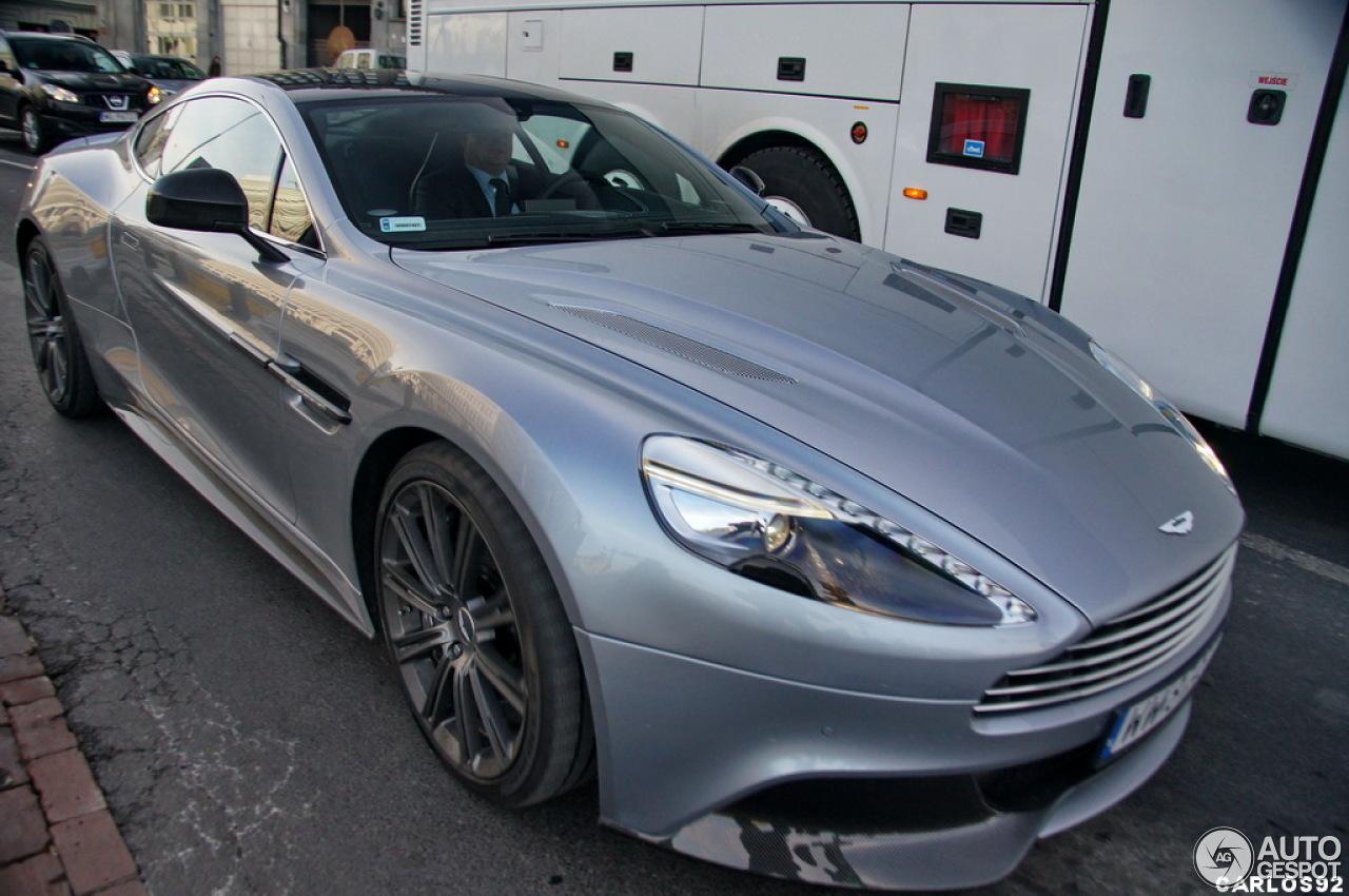 Aston Martin Vanquish 2013 10
