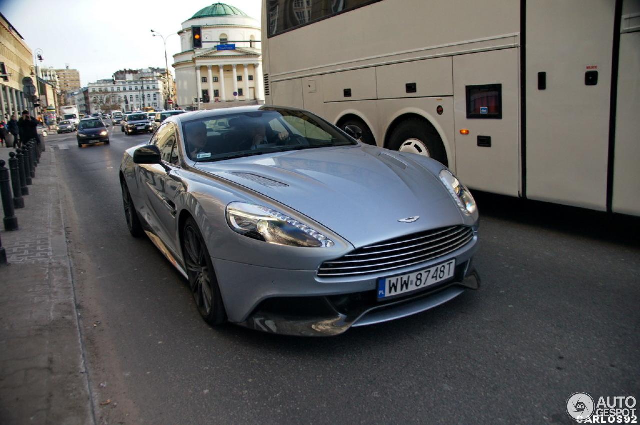 Aston Martin Vanquish 2013 5