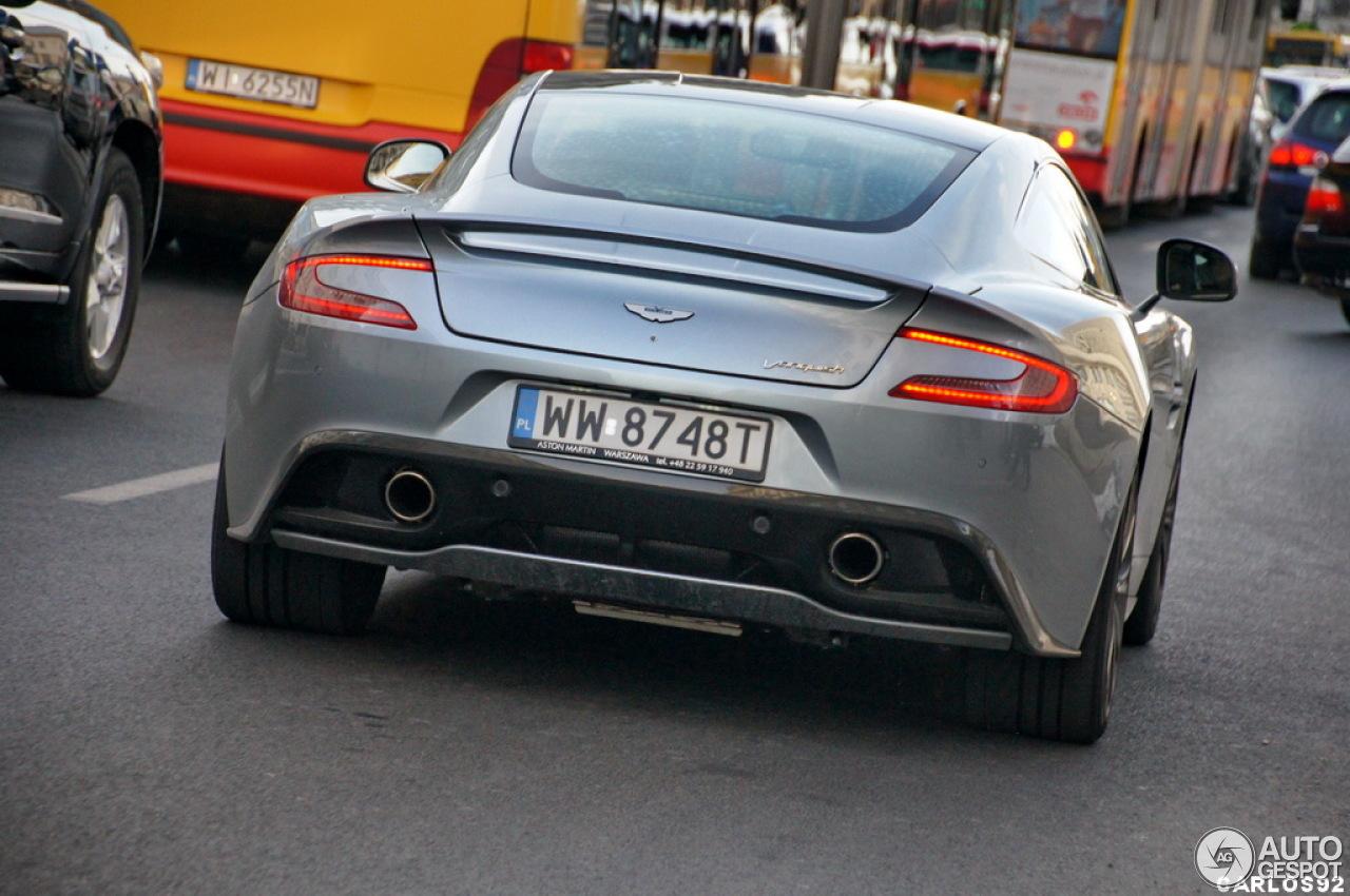 Aston Martin Vanquish 2013 8