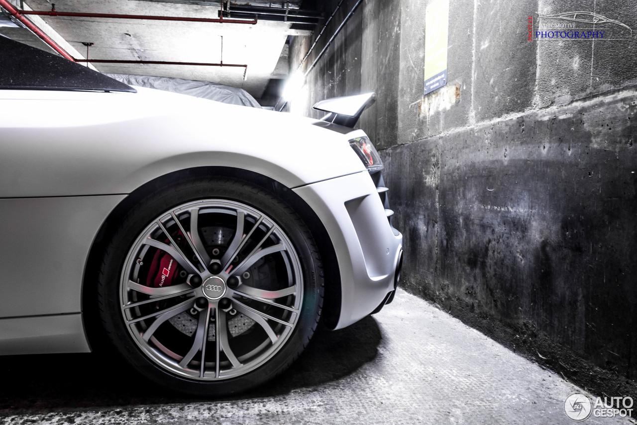 Audi R8 GT Spyder 5