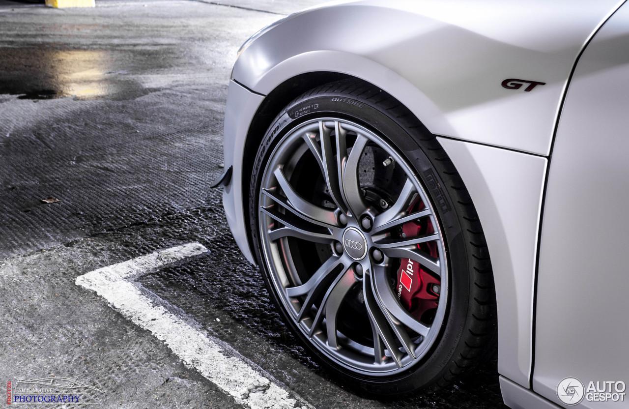 Audi R8 GT Spyder 6