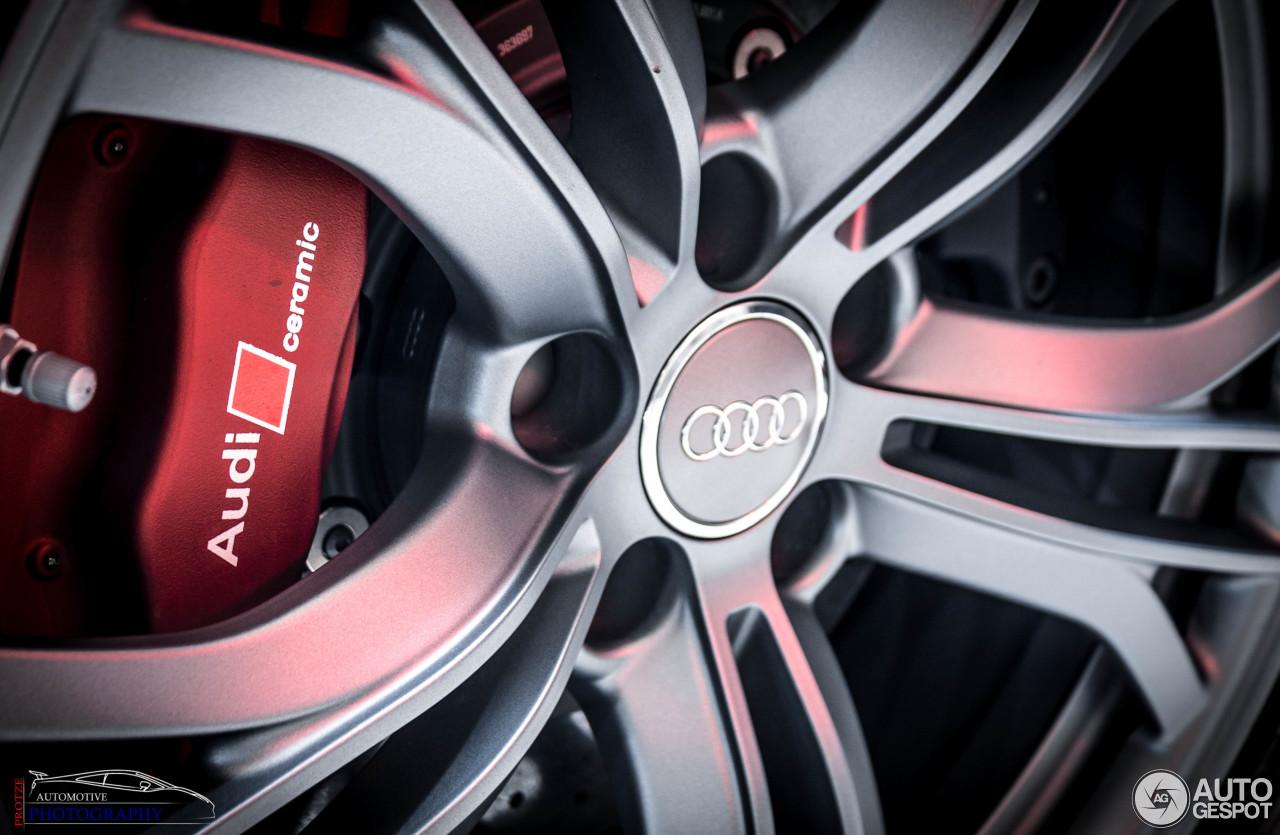 Audi R8 GT Spyder 7