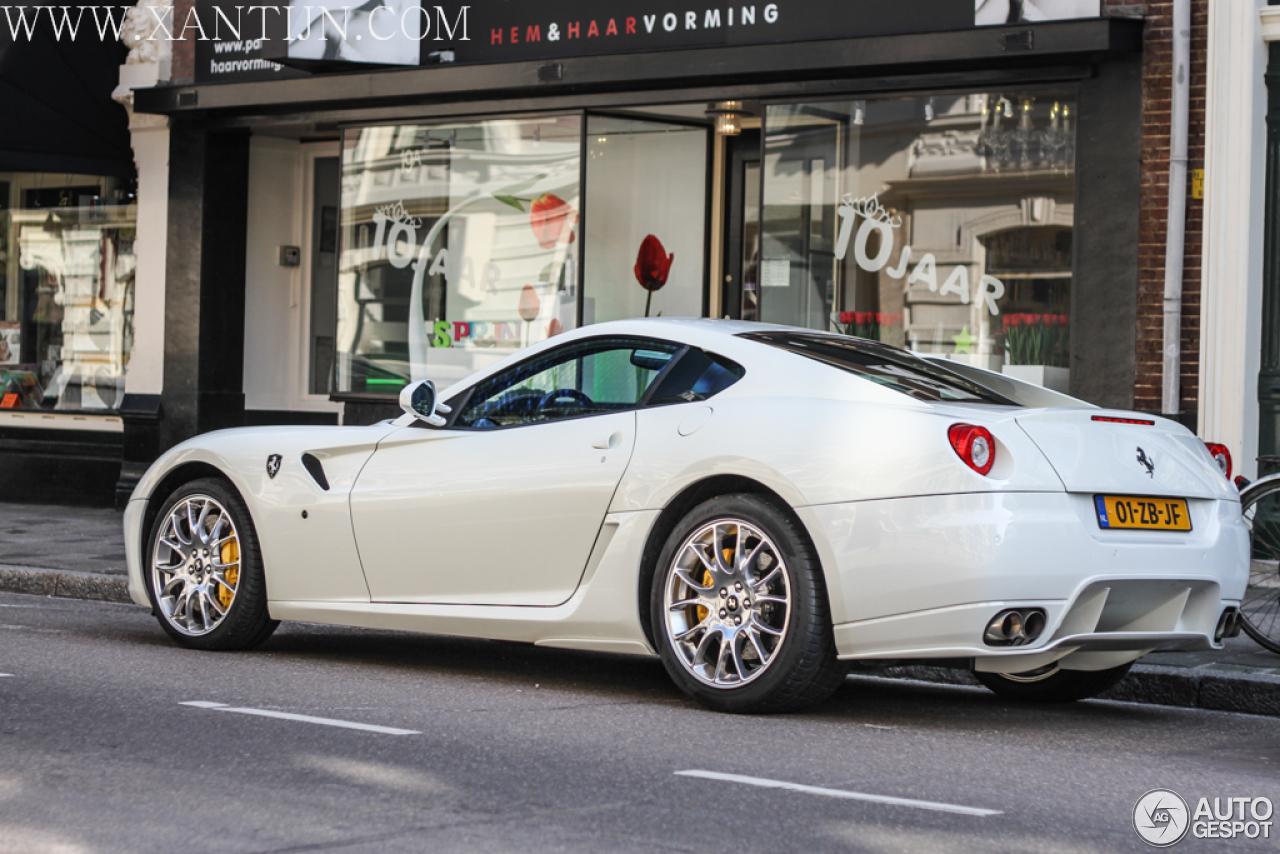 Ferrari 599 GTB Fiorano 2