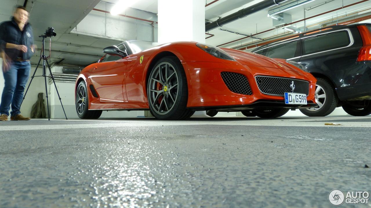 Ferrari 599 GTO 1