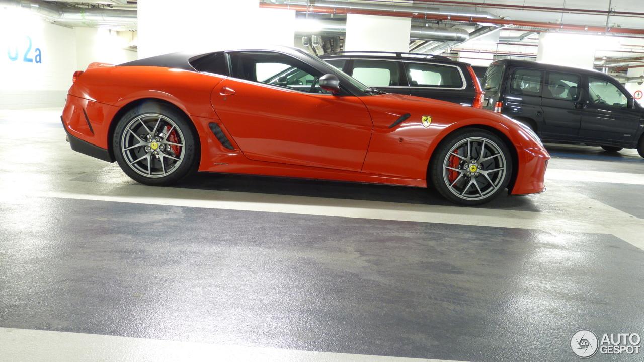 Ferrari 599 GTO 8