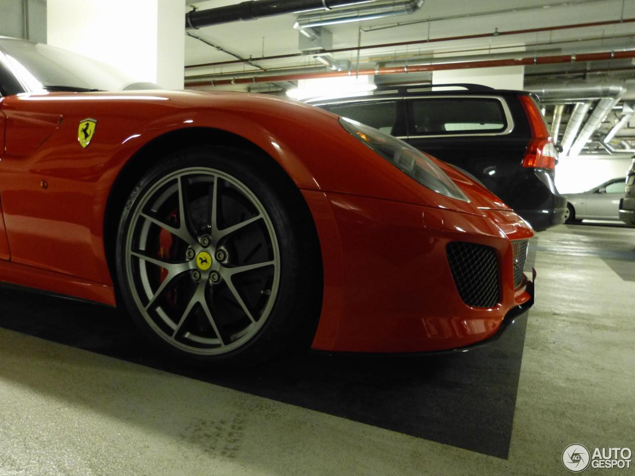 Ferrari 599 GTO 9